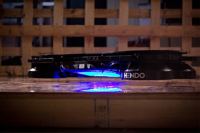 The Hendo Hoverboard 2