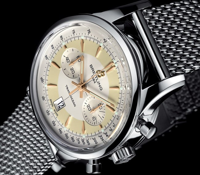 Transocean Chronograph Edition By Breitling