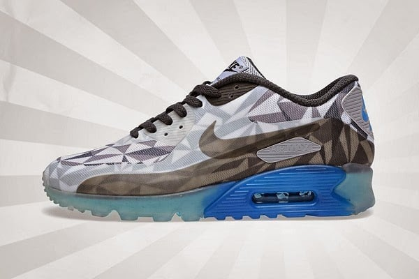 NIKE AIR MAX 90 ICE WOLF GREY