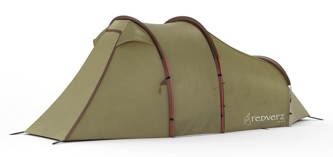 Atacama Expedition Motorcycle Tent 1