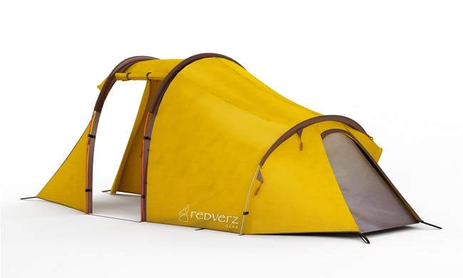 Atacama Expedition Motorcycle Tent 4