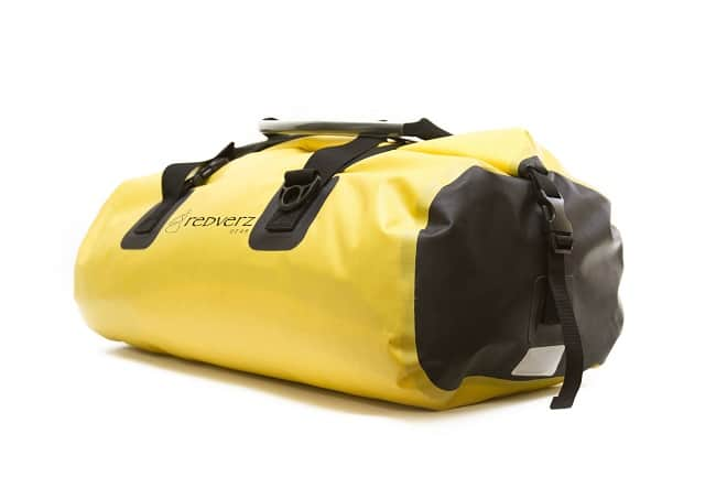 Atacama Expedition Motorcycle Tent Bag