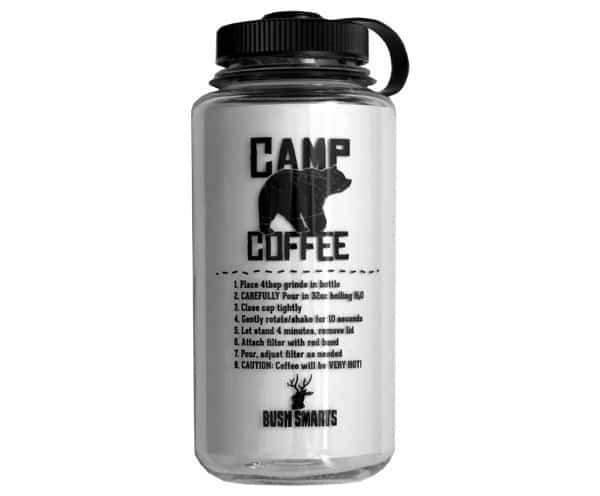 Camp Coffee Kit by Bush Smarts 1