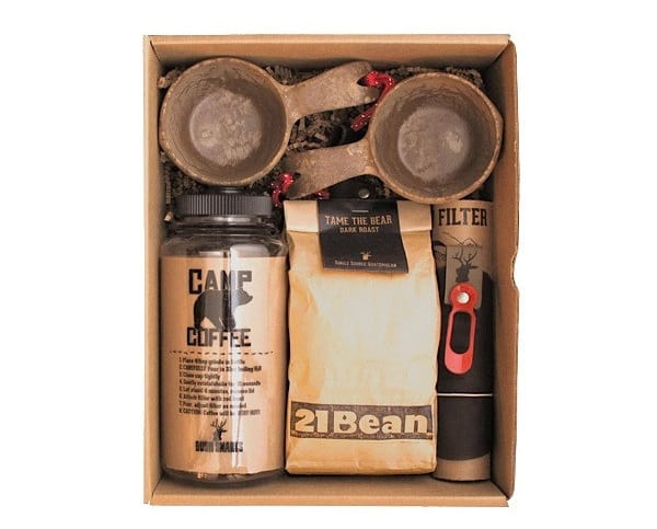 Camp Coffee Kit by Bush Smarts