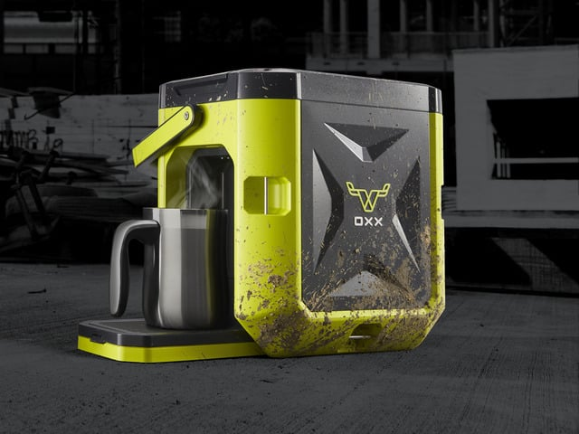 Coffeeboxx- The World's Toughest Coffee Maker 11