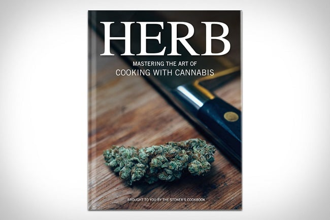 HERB- The Art of Cooking with Cannabis