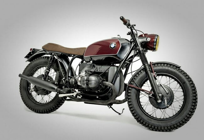 'Recall'- Custom BMW R75/5 by Ton-Up Garage