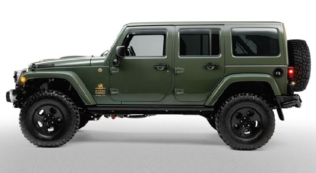 AEW Jeep Wrangler- Filson Edition | Men's Gear