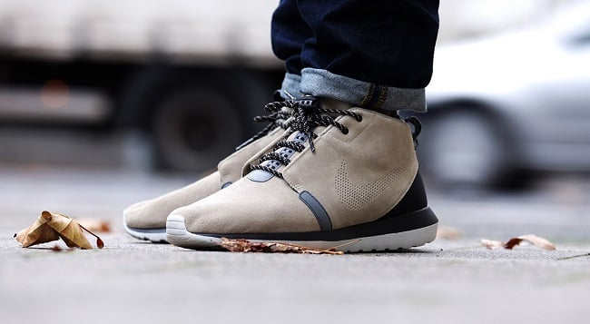 "Nike RosheRun NM SneakerBoot ""Bamboo"""