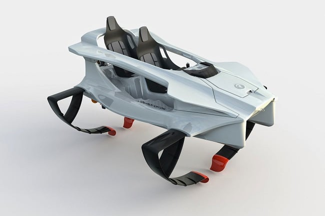Quadrofoil- the Eco-Friendly Watercraft