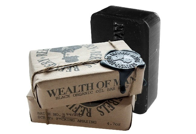 Wealth of Man Organic Bar Soap