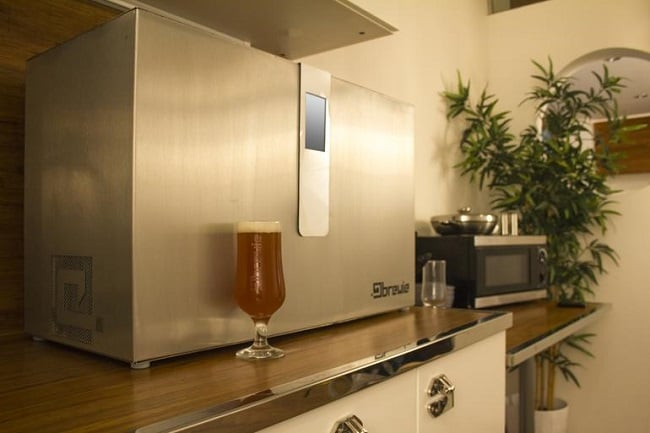 Brewie- The Fully Automated Home-Brewery 4