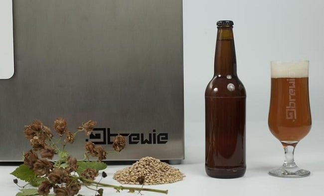 Brewie- The Fully Automated Home-Brewery 6