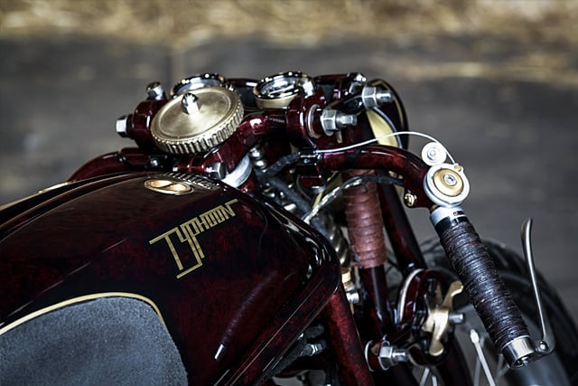 Ducati 900SS 'Typhoon' by Old Empire Motorcycles 5