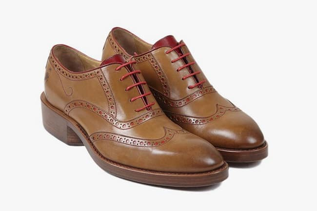 Johnnie Walker Oliver Sweeney Brogues 2