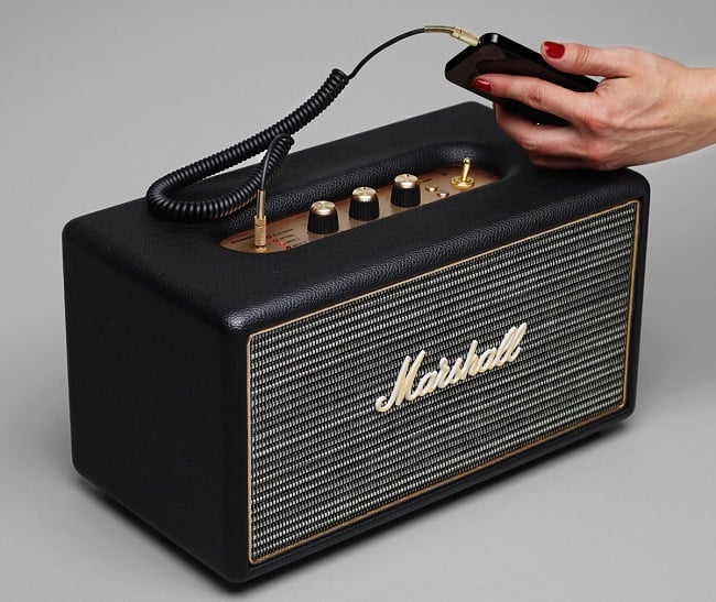 Marshall Stanmore Bluetooth Speaker 1
