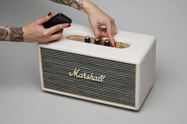 Marshall Stanmore Bluetooth Speaker 2