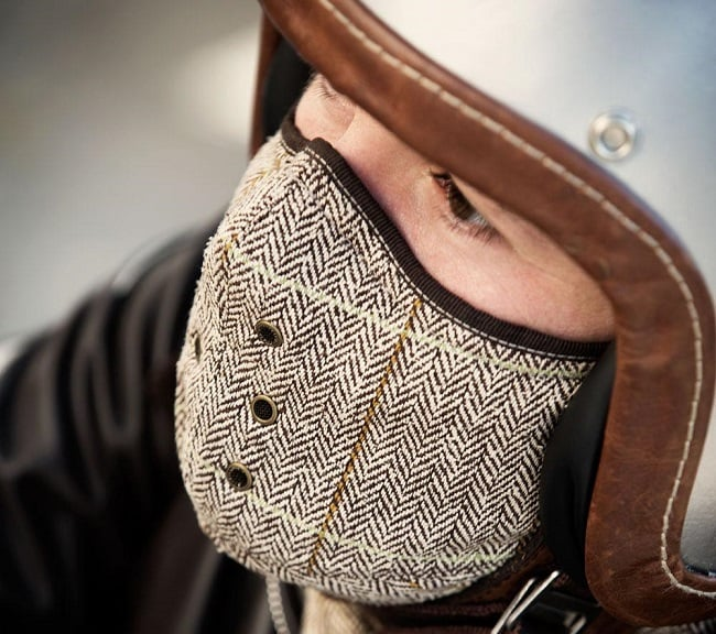 Motorcycle Neck Warmer Mask By Sankakel a