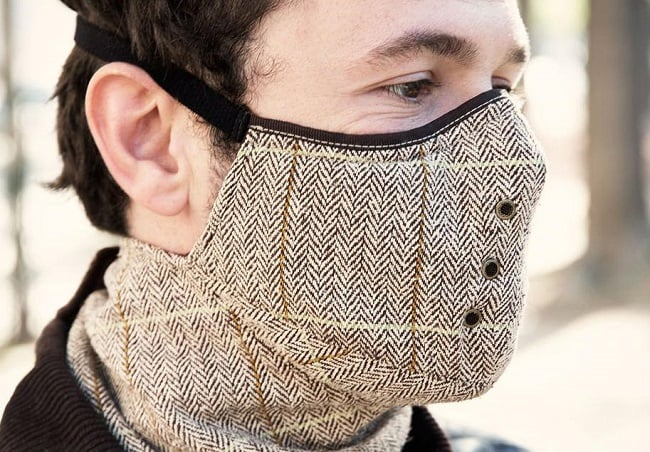 Motorcycle Neck Warmer Mask By Sankakel c