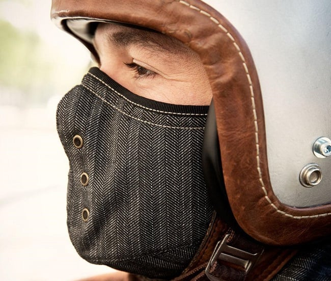 Motorcycle Neck Warmer Mask By Sankakel e