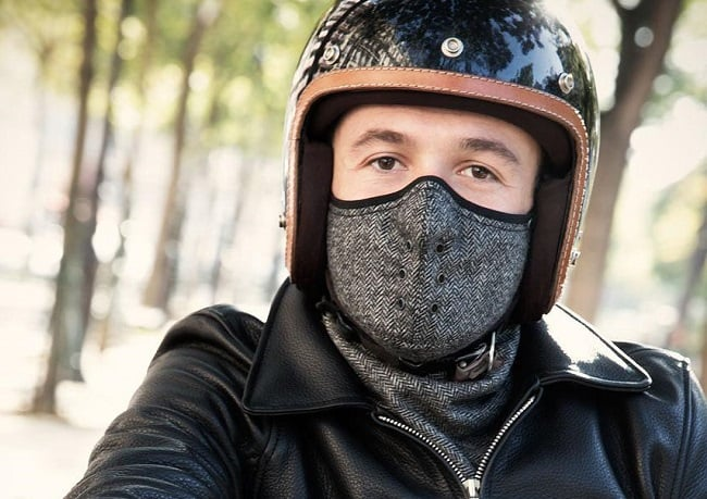 Motorcycle Neck Warmer Mask By Sankakel j