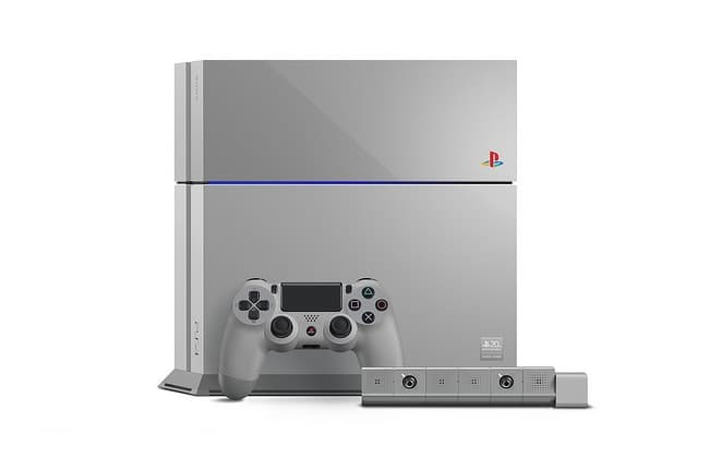 The PlayStation 4 20th Anniversary Edition