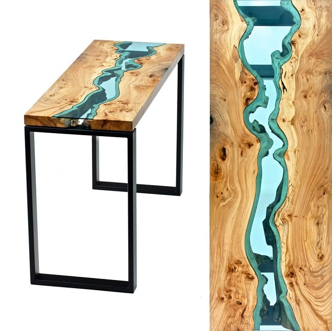 River Collection Wood Furniture by Greg Klassen 1