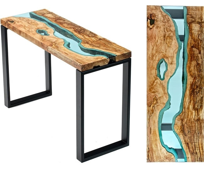 River Collection Wood Furniture by Greg Klassen 3