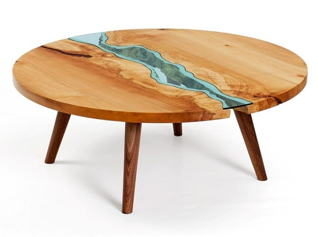 River Collection Wood Furniture by Greg Klassen 5