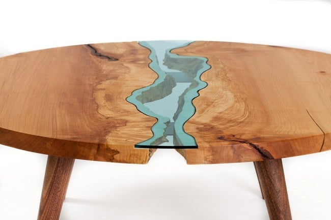 River Collection Wood Furniture by Greg Klassen 6