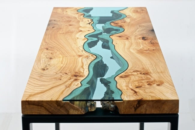 River Collection Wood Furniture by Greg Klassen