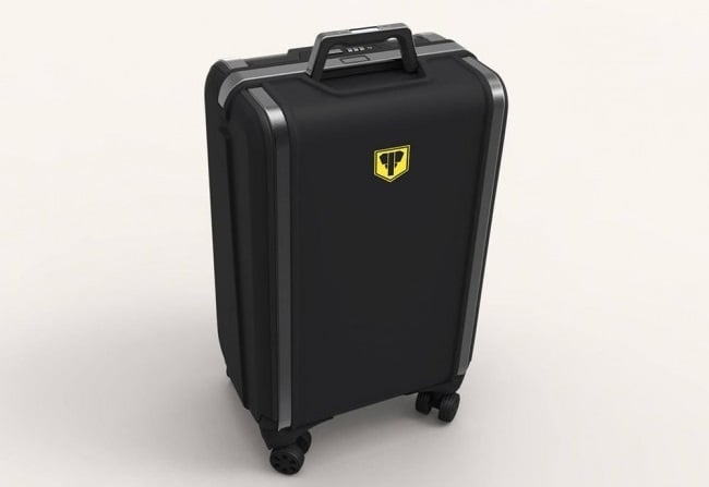Trunkster - Intelligent Zipperless Luggage 1