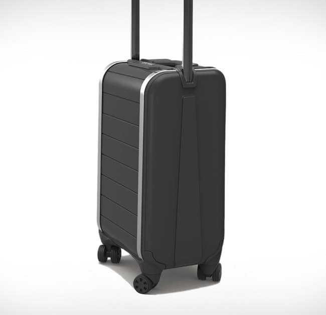 Trunkster - Intelligent Zipperless Luggage 2