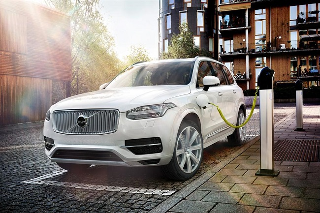 Volvo XC90 T8 – The World's Most Powerful and Cleanest SUV