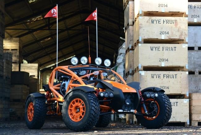 Ariel Nomad Buggy