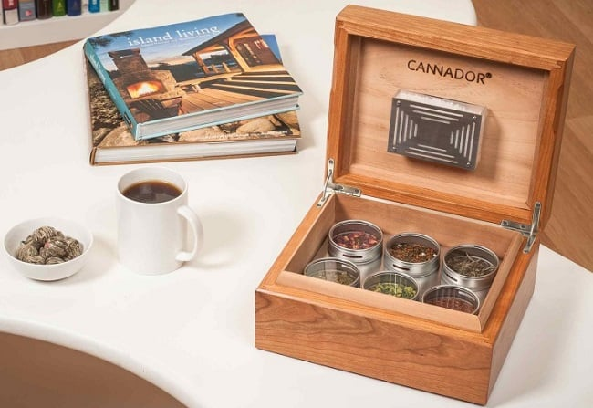 Cannador Marijuana Storage Boxes