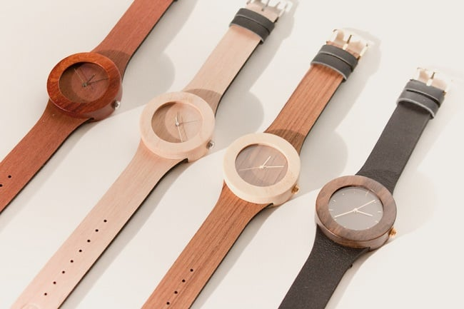 Carpenter Collection Wood Watches  (1)