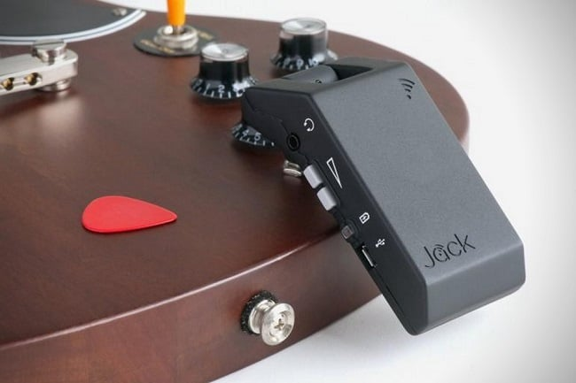 JACK – The WiFi Guitar Cable
