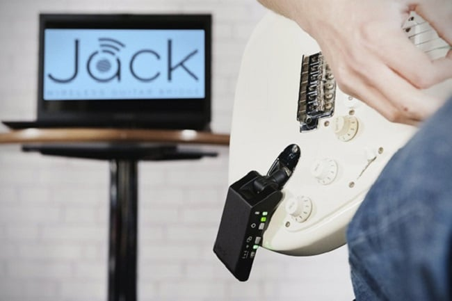 JACK - The WiFi Guitar Cable 3