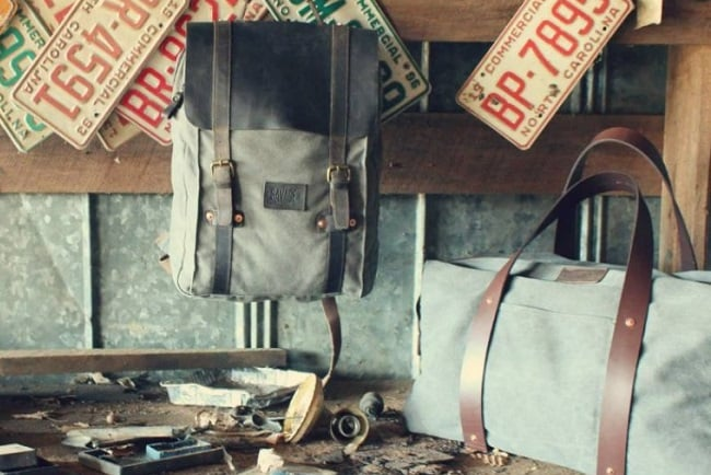 Leather Bags & Accessories by Savage Supply Co.