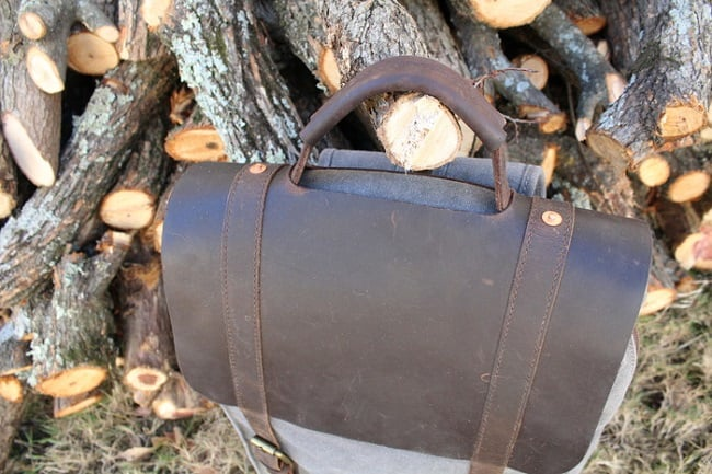 Leather Bags & Accessories by Savage Supply Co. 9