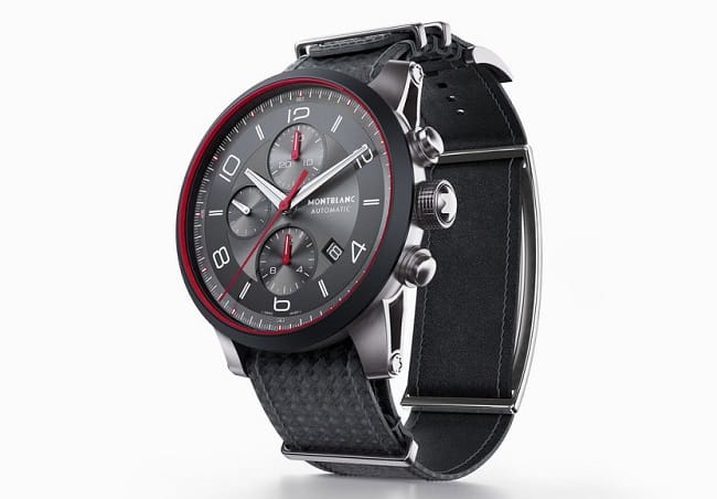 Montblanc Timewalker Urban Speed e-Strap 3