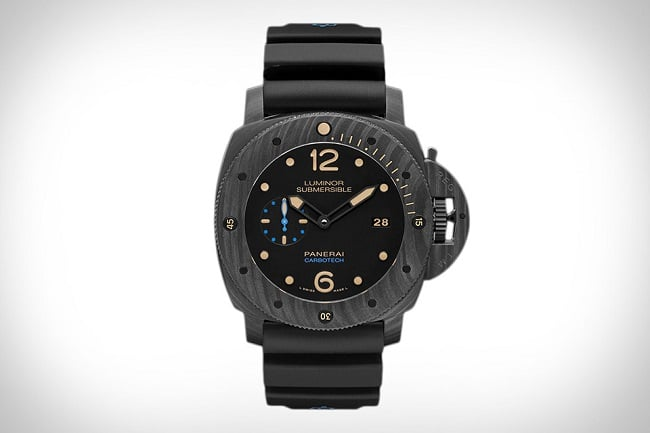 Panerai Luminor Submersible 1950 Carbotech Watch (2)