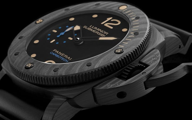 Panerai Luminor Submersible 1950 Carbotech Watch 7 (1)