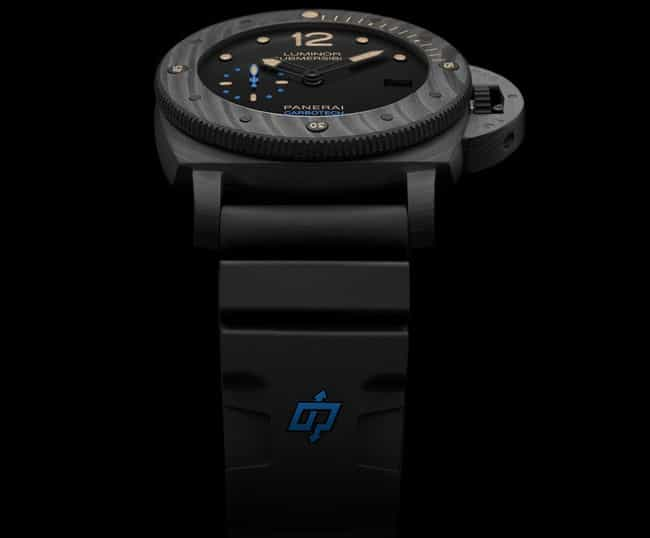 Panerai Luminor Submersible 1950 Carbotech Watch 7 (2)