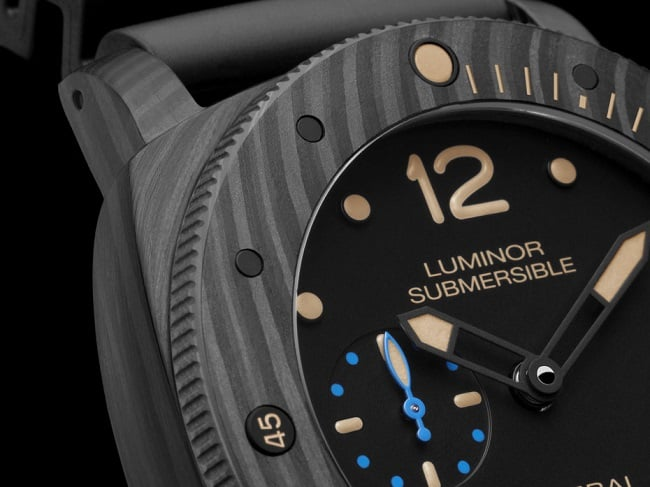 Panerai Luminor Submersible 1950 Carbotech Watch 8
