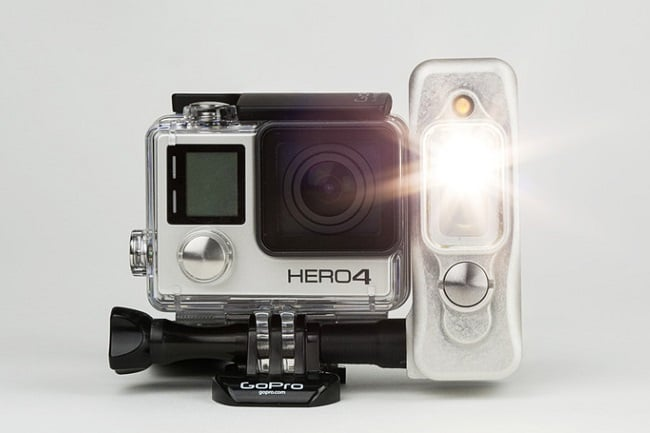 Sidekick GoPro Light