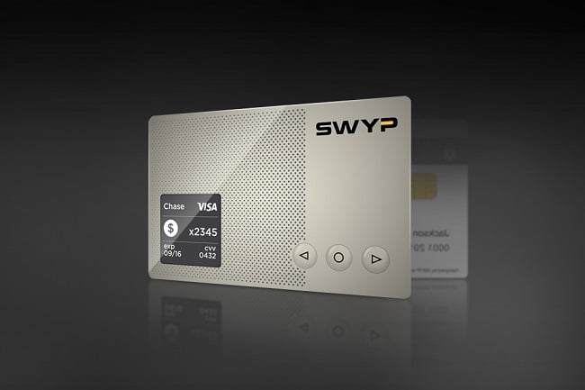 Swyp Smart Digital Credit Card