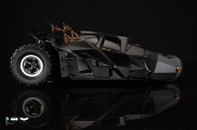 The Dark Knight Trilogy RC Tumbler 5