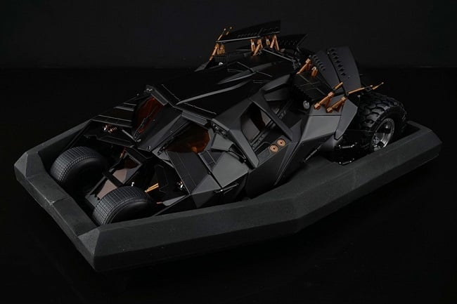 The Dark Knight Trilogy RC Tumbler